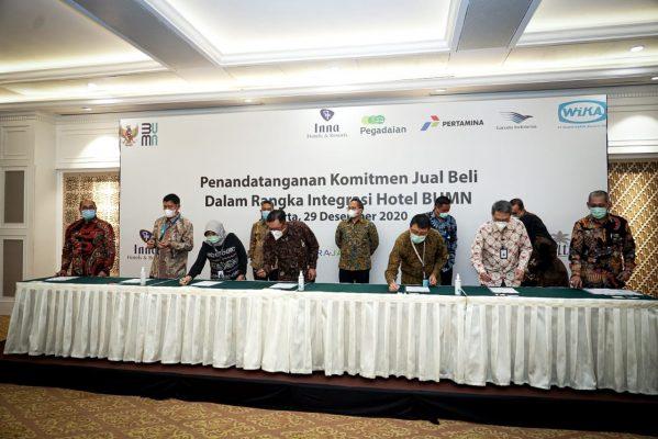 Pt Hotel Indonesia Natour Persero Hin Archives Bumninc
